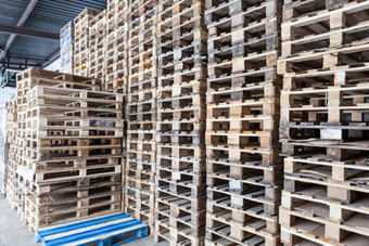 Pallet Pooling: An Ideal Solution