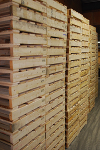 The importance of custom-built wood pallets and crates